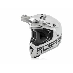 Шлем кроссовый STEEL CARBON GREY