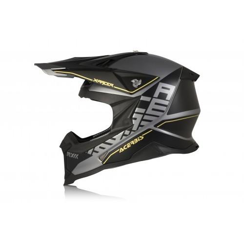 X-RACER VTR BLACK GREY