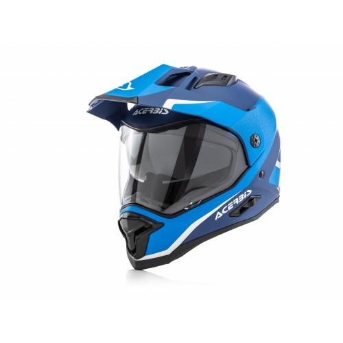 Шлем кроссовый REACTIVE GRAFFIX BLU2 BLU