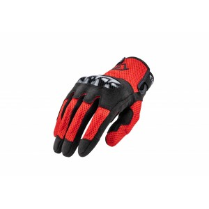 GLOVES CE RAMSEY MY VENTED RED