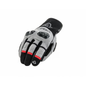 Перчатки CE ADVENTURE GLOVES BLACK GREY