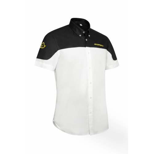 Футболка TEAM SHIRT WHITE BLACK