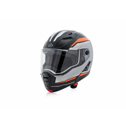 Шлем модуляр DERWEL HELMET BLACK ORANGE