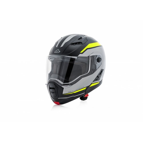 Шлем модуляр DERWEL HELMET BLACK YELLOW