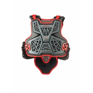 Защитный жилет JUMP MX CHEST PROTECTOR GREY BLACK