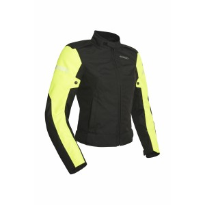 Мотокуртка женская CE DISCOVERY GHIBLY LADY JACKET BLACK YELLOW