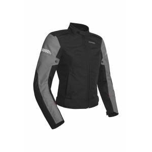 Мотокуртка женская CE DISCOVERY GHIBLY LADY JACKET BLACK GREY