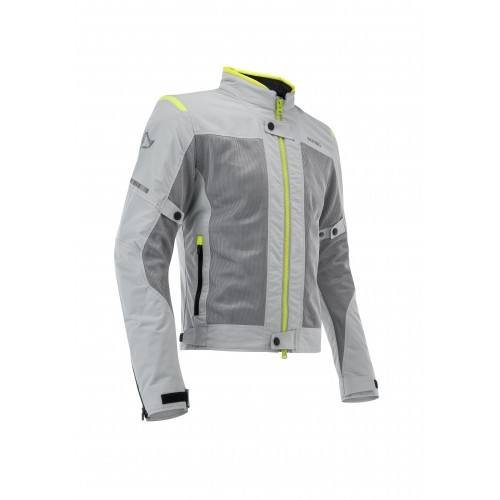 CE RAMSEY MY VENTED 2.0 JACKET GREY YELLOW
