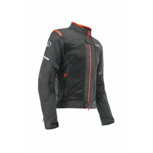 CE RAMSEY MY VENTED 2.0 JACKET BLACK RED
