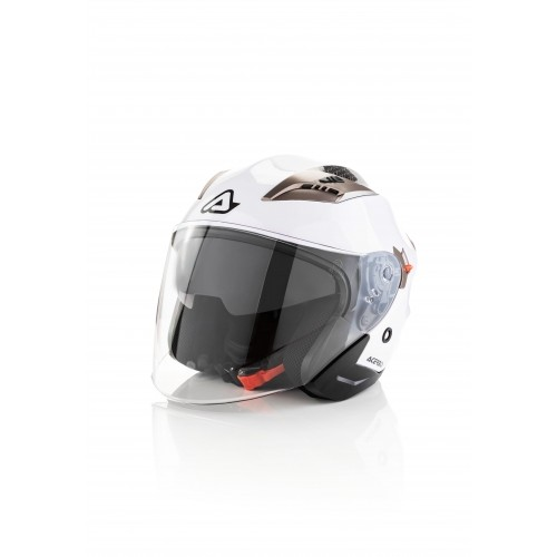 Шлем открытый FIRSTWAY HELMET WHITE 2