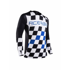 Джерси START & FINISH MX JERSEY BLACK BLUE