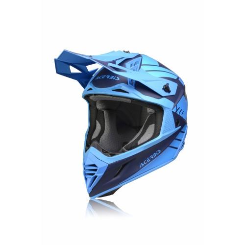 Шлем кроссовый X-TRACK HELMET BLUE