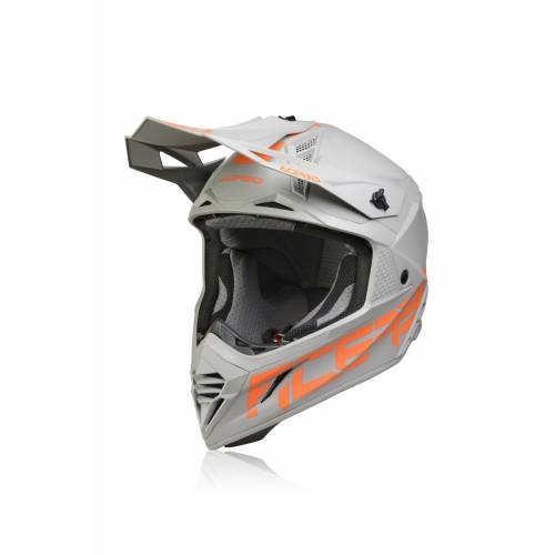 Шлем кроссовый X-TRACK HELMET GREY