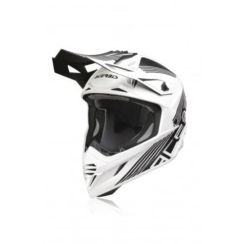 Шлем кроссовый X-TRACK HELMET BLACK WHITE