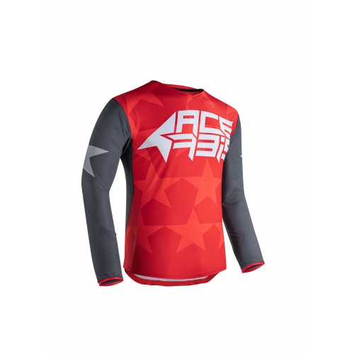 Джерси STARWAY JERSEY RED GREY