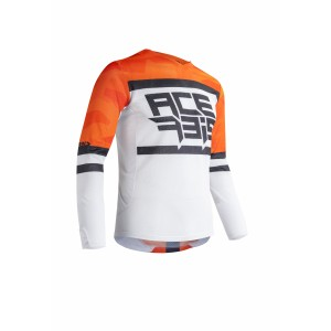 Джерси HELIOS JERSEY ORANGE WHITE