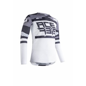Джерси HELIOS JERSEY GREY WHITE