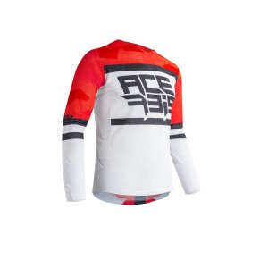 HELIOS JERSEY RED WHITE
