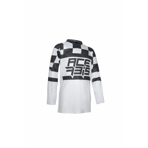 Джерси MX SKYHIGH KID JERSEY GREY BLACK