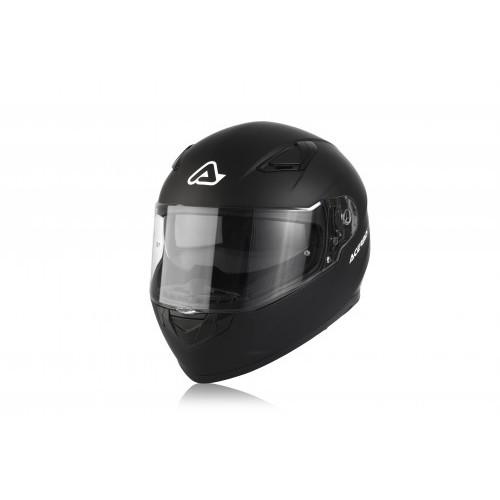 Шлем интеграл FULL FACE X-STREET BLACK 2