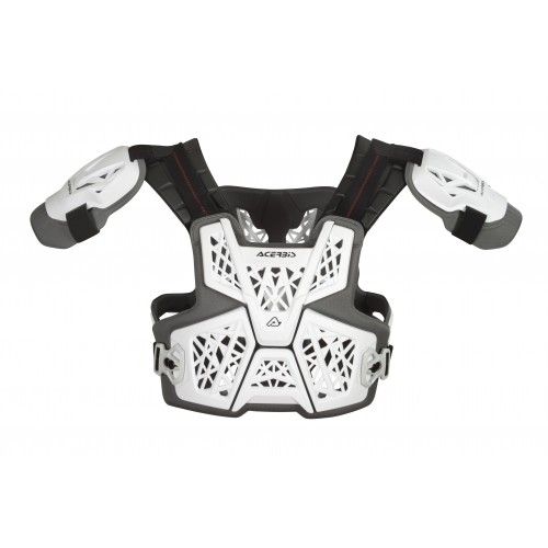 GRAVITY 1621 BODY ARMOUR WHITE