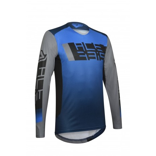 MX OUTRUN JERSEY BLUE GREY