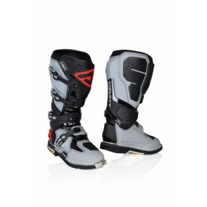 X-ROCK MM BOOTS BLACK GREY