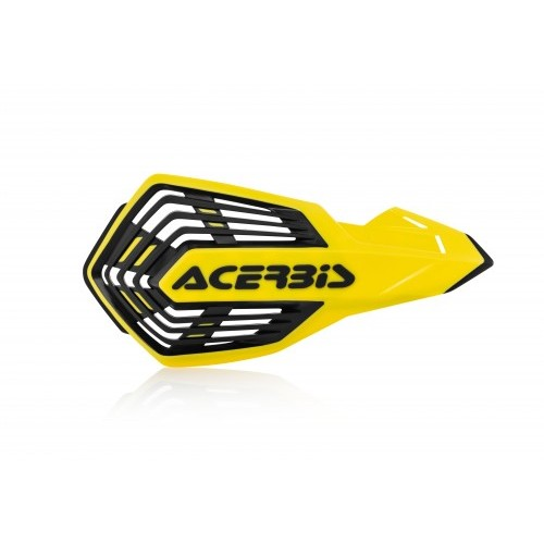 X-FUTURE HANDGUARDS YELLOW  BLACK