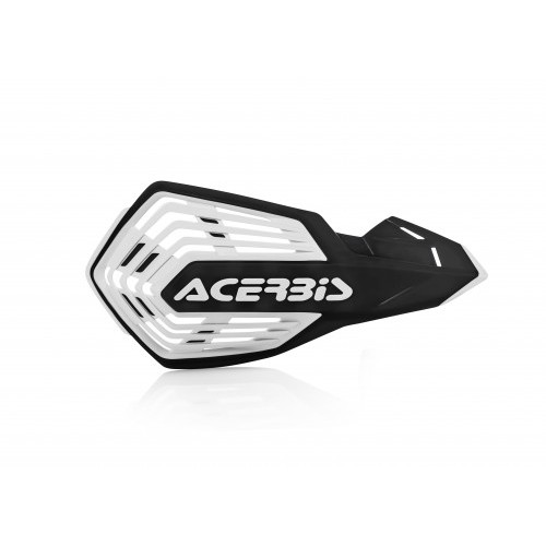 X-FUTURE HANDGUARDS BLACK WHITE