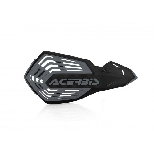 X-FUTURE HANDGUARDS BLACK GREY