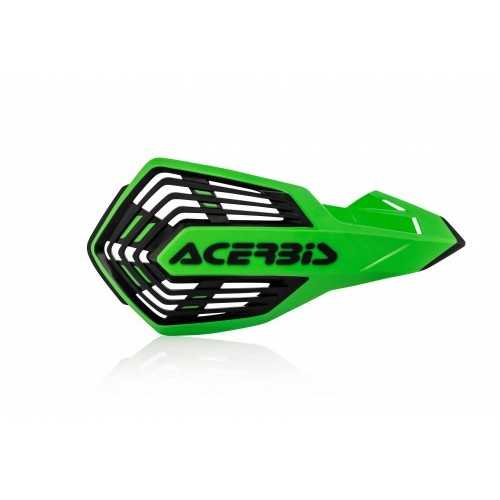 X-FUTURE HANDGUARDS GREEN BLACK