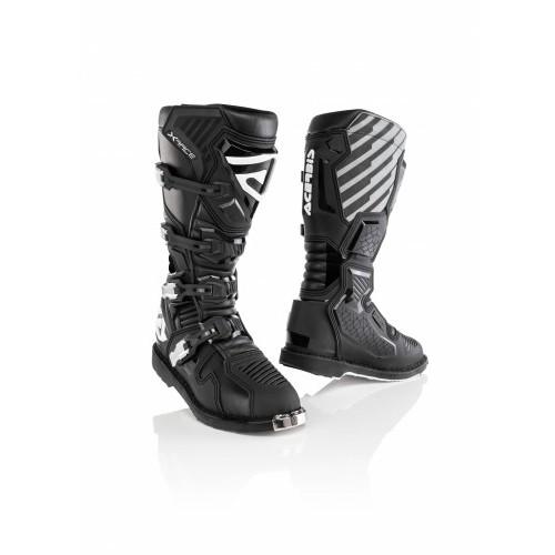 X-RACE BOOTS BLACK
