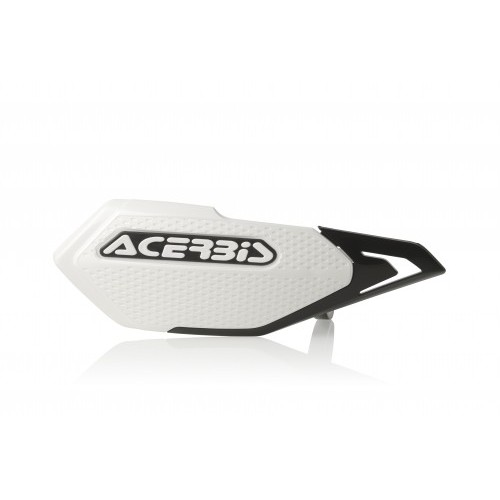 X-ELITE HANDGUARDS WHITE BLACK