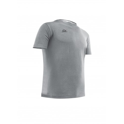 EASY T-SHIRT GREY MELANGE