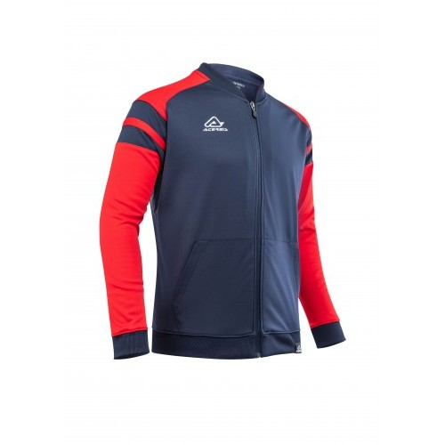 KEMARI TRACKSUIT JACKET BLUE RED